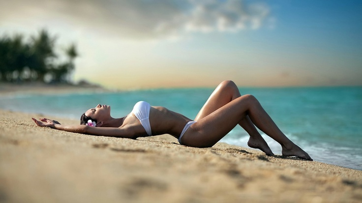 Bikini piger