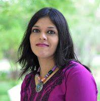 Portrait of  Business Woman: Varsha JainDr. Varsha Jain is an Associate Professor in Integrated Marketing Communications and the Chair