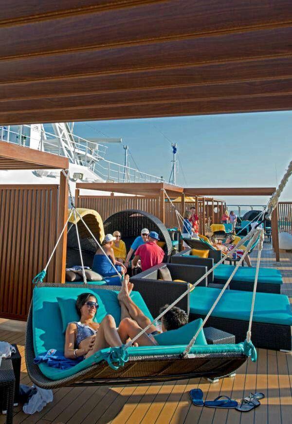 Carnival Breeze- serenity deck