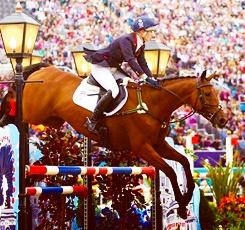 Team Great Britain - equestrian silver medalists - London 2012! congratulations!