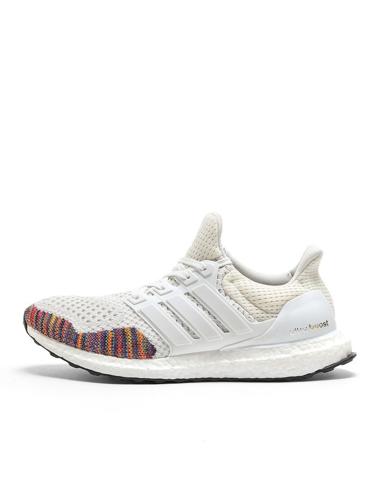 The Adidas Ultra Boost receives a touch of Rainbow Primeknit for this  upcoming release.