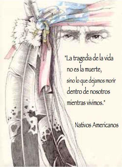 Pensamiento Nativos Americanos.