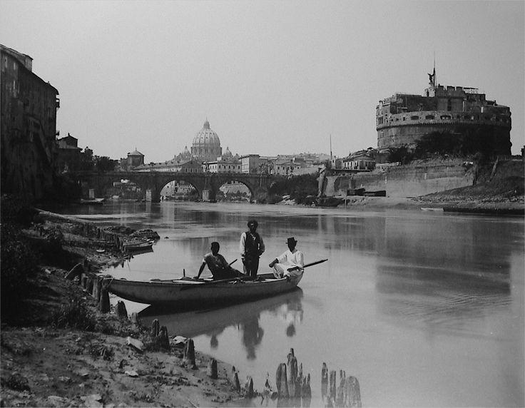 Rome, castel Sant'Angelo, 1890