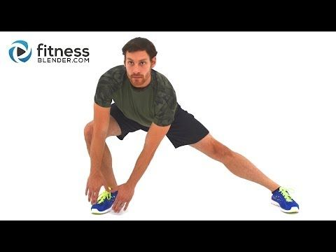 Fast Paced High Intensity Workout - Descending Ladder of Pain - HIIT Workout