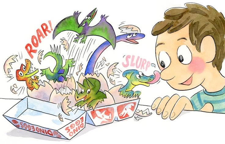 Hiding Dinosaurs Written And Illustrated By Dan Moynihan