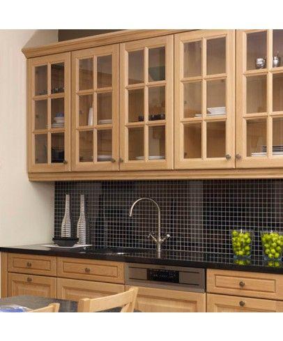 61 besten k chen kitchen inspiration bilder auf pinterest k chen k chenw nde und graue schr nke. Black Bedroom Furniture Sets. Home Design Ideas