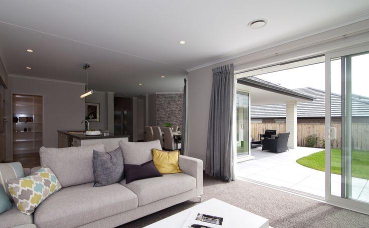 Open Living Spaces | Indoor Outdoor Flow | G.J. Gardner Homes