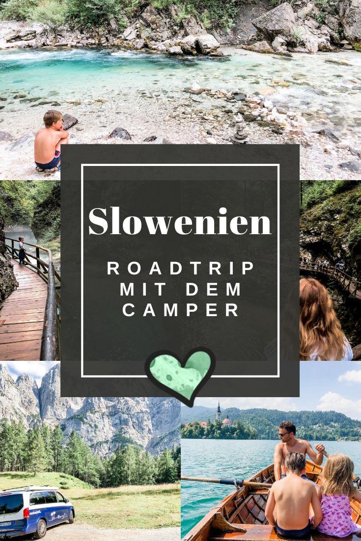 Slowenien – Roadtrip mit dem Camper