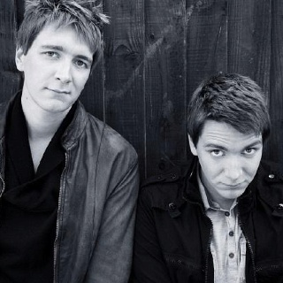 James and Oliver Phelps. MEETING THEM IN LESS THAN TWO WEEKS!!! AHHHHH!!!! <3
