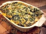 Baked Spinach Cheese Dip | Easy Recipes | Pinterest