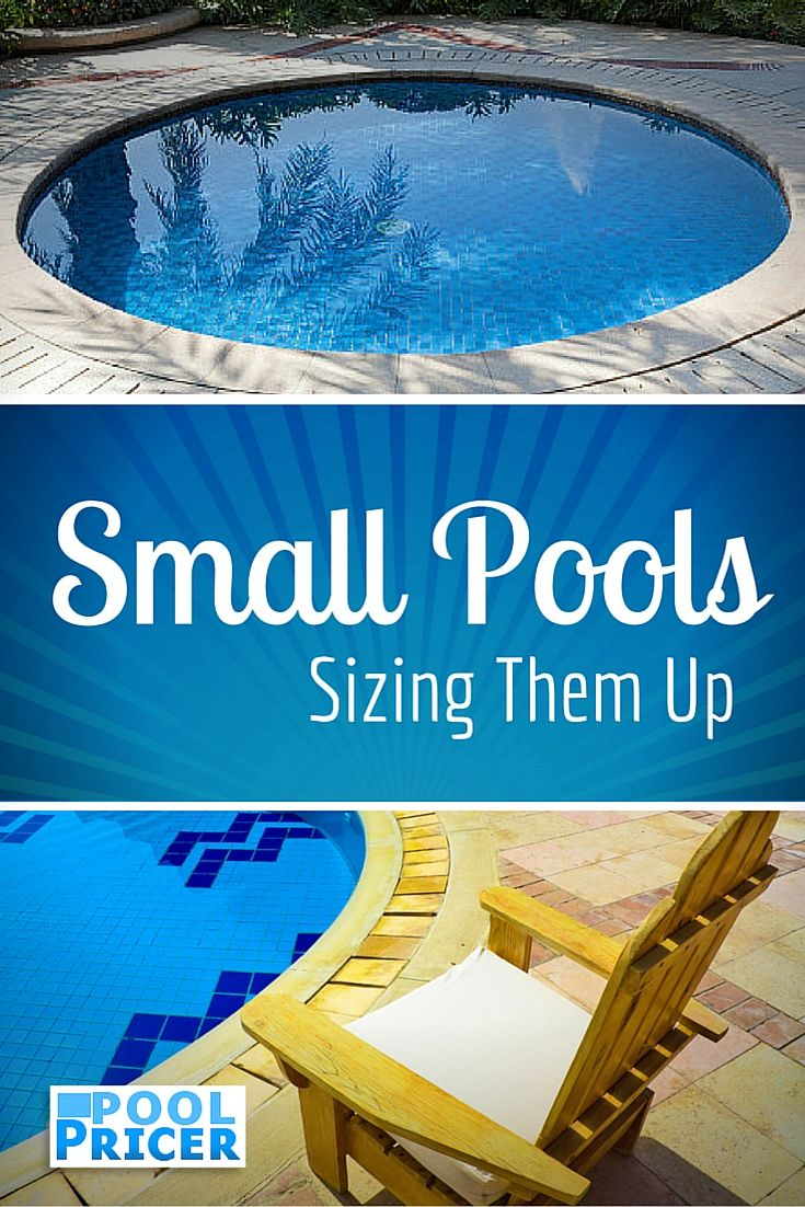 Small Inground Pools Small Inground Pool Pool Prices