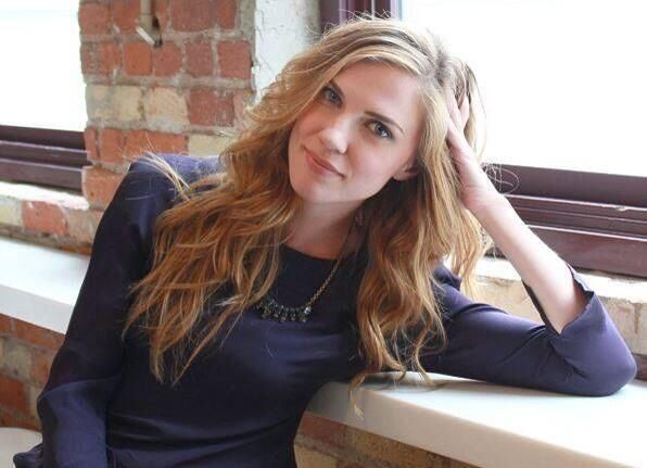 Sara Canning as Charlotte Branwell.. Never thought about it before but I kinda like it