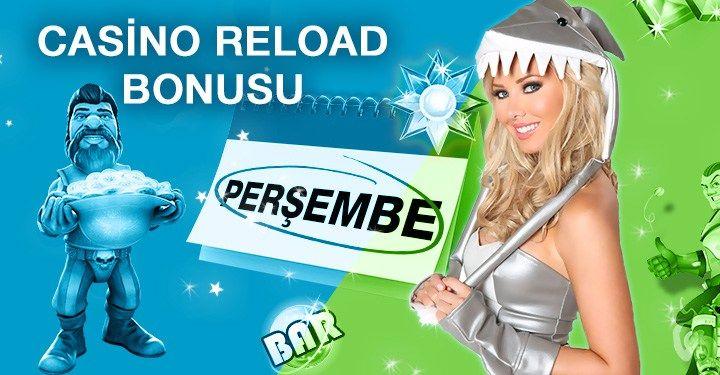 Her Perşembe % 50 Bonus Kazanın ! Resmi oranlarla Türkiye'nin en çok kazandıran Casinosundan harika bir teklif! Her Perşembe günü Superbetin Casino'da oyun oynamak için para yatıran üyeler % 50...