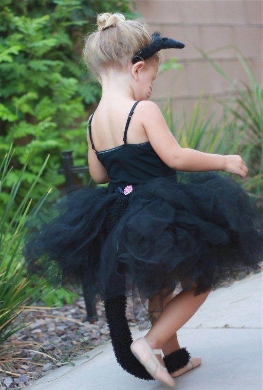 Cat costume. #Tutu #Tulle: Safe, Kitty Cat, Girl, Halloween Costumes, Tutu Costume, Black Cats, Cat Costumes, Costume Idea, Tutu Halloween