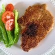 Breaded Baked Pork Chops...Sounds bloody good!