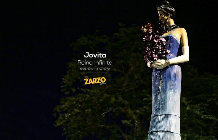Jovita, Reina Infinita. 6-06-1910 - 15-07-1970. Un día como hoy nació Jovita Feijoó, uno de los personajes mas reconocidos en la cultura popular caleña.