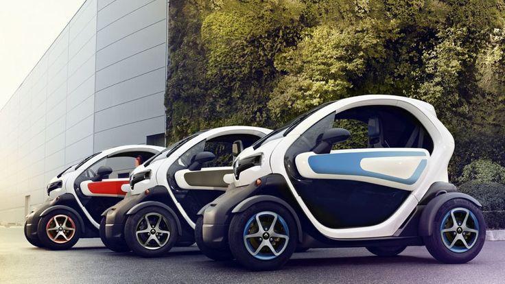 TWIZY - Renault Range   Renault UAE - Bahrain, Saudi Arabia, Oman, Qatar, Kuwait