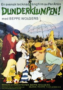 """On a summer evening in northern Sweden, when the sun doesn't quite set, Dunderklumpen (an animated character) comes out of the woods to seek some friends to keep him company. He comes upon a """"human"""" house of the Wolgers family where Dunderklumpen finds toys belonging to a boy named Jens and his young sister. Using his magic, Dunderklumpen brings the toys to life and takes them away to the woods where he lives."""