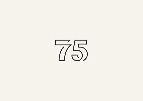 Typographic Logos on Behance
