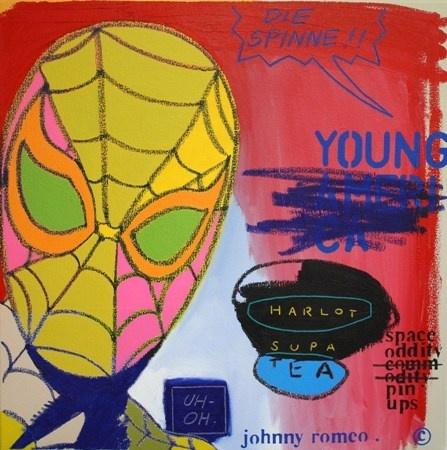 Johnny Romeo    Harlot Supa Tea - 2010