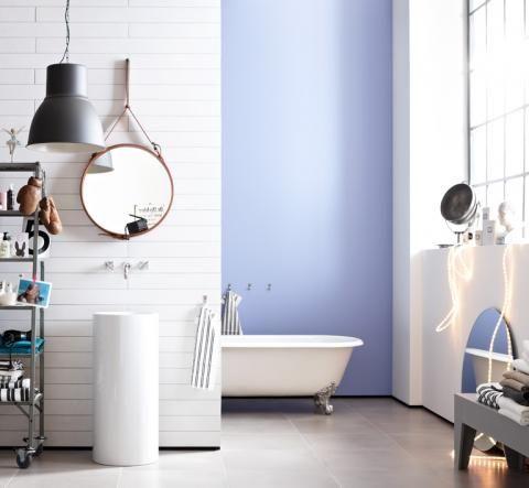 Wandfarben fürs Badezimmer in 2019 | Geschäft | Badezimmer ...