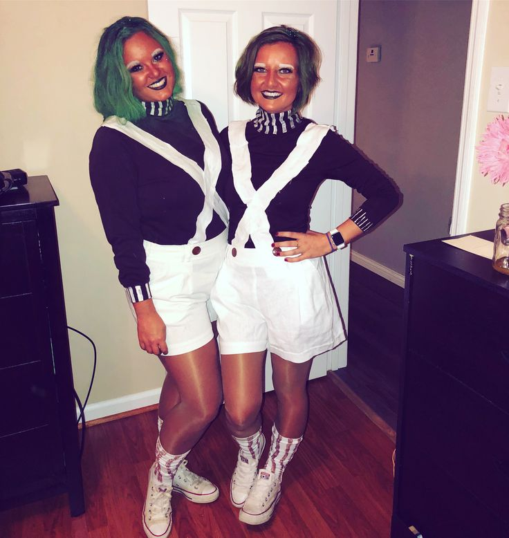 oompa loompa costume best friend costumes cute costumes