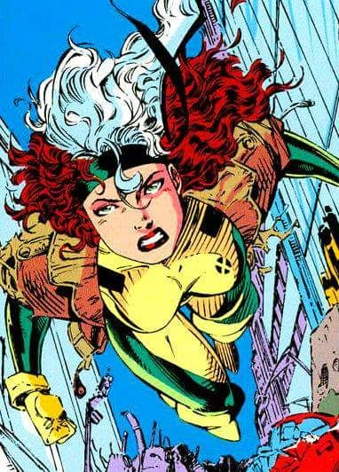 Jim Lee - Rogue the way she's meant to be