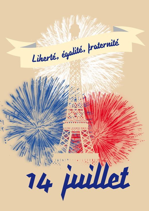 Image result for happy bastille day greeting in french