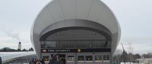 Toronto Subway Line 1 York Station