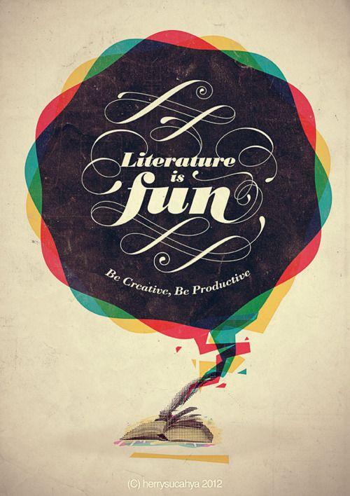 Literature is fun
