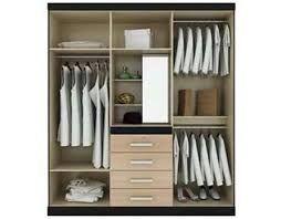 Resultado de imagem para guarda roupa divisorias
