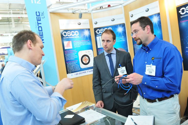 New England Wire Technologies exhibiting at MEDTEC UK 2013