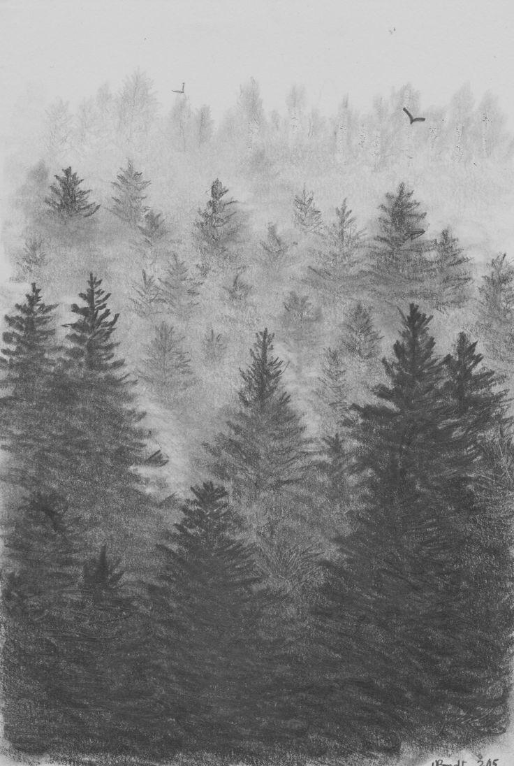 Misty Hills by Hester Bondt