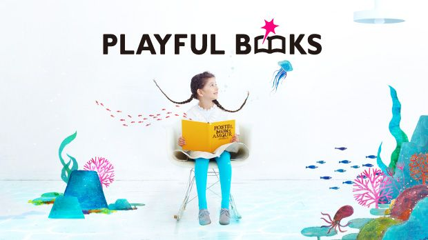 PLAYFUL BOOKS | PROJECTS | STARRYWORKS inc.