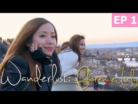 Follow these young tourists on their tour of Italy, a major country of the Renaissance. (courtesy of fawninc)  Touring Tuscany | Wanderlust: Florence, Italy [Episode 1/4]