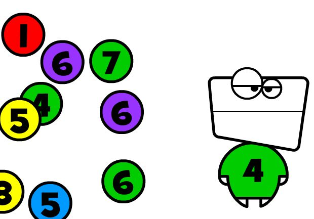 Prep Wonderful: feed number cookies for number recognition