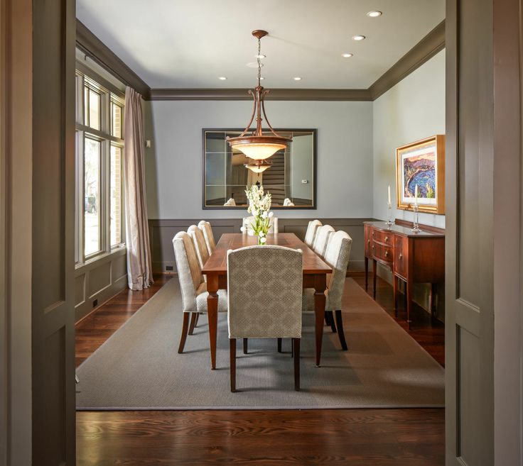 Custom Home Design Utah: 51 Best Images About DINING ROOMS On Pinterest