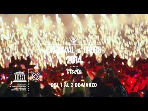 Carnaval de Oruro 2014: ¡Vívelo! -Ingles- HD