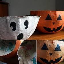 Resultado de imagen para como hacer una tumba de carton para halloween paso a paso