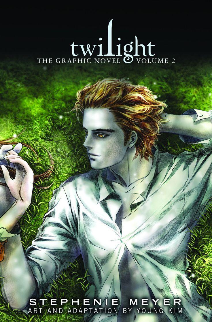 Twilight The Graphic Novel Volume 2 Hc
