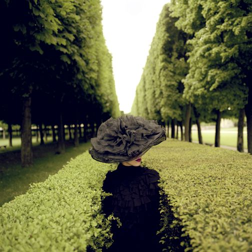 Rodney Smith is one of the few modern photographers that is still 100% dependent on 35mm film. No digital photos. No photoshop. Just talent.