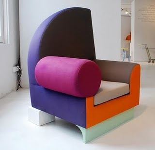 Ettore Sottsass chair