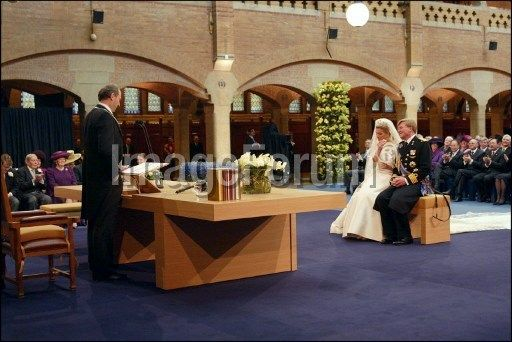 AFP | ImfDiffusion | NETHERLANDS - WEDDING - CIVIL CEREMONY (AFP - APP2002020249823 - MARCEL ANTONISSE)