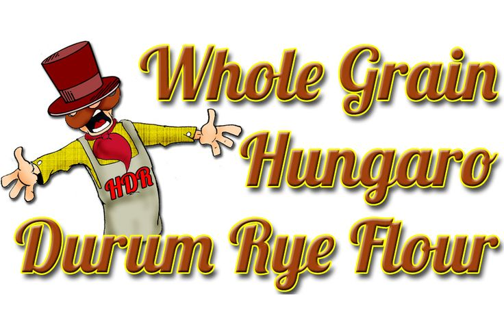 WHOLE GRAIN HUNGARO DURUM RYE FLOUR: The whole grain Hungaro durum rye flour contains all of the ingredients of the grain. Thanks to its high fibre, mineral and vitamin content it largely contributes to healthy nutrition. The higher fiber content helps digestion and reduces the frequency of different tumor developments. Its high E vitamin content takes part in the prevention of the most various cancerous diseases...