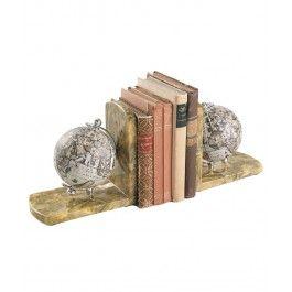 Apreciaza cat de citita este si sarbatoreste-o cu globurile suport de marmura pt carti, cadoul ideal pentru mama leu care nu pierde o zi fara sa citeasca o carte