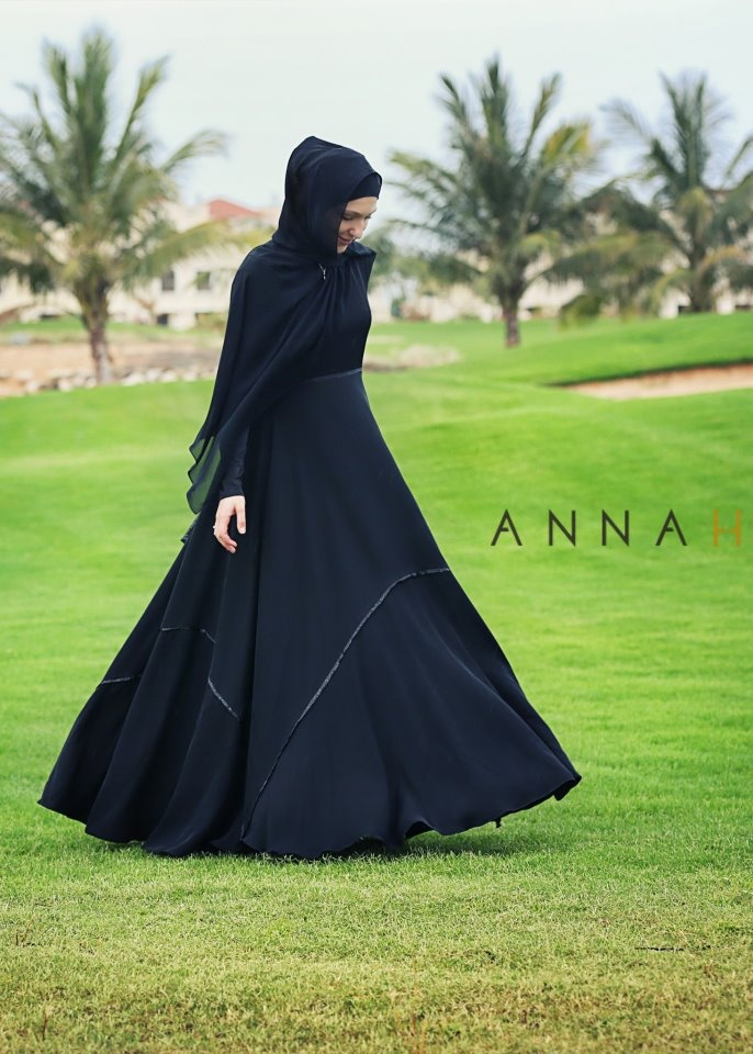 Anna Hariri #Hijab designs ... just absolutely LOVE it