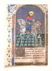 Saint Martin Dividing His Cloak | The Museum of Fine Arts, Houston