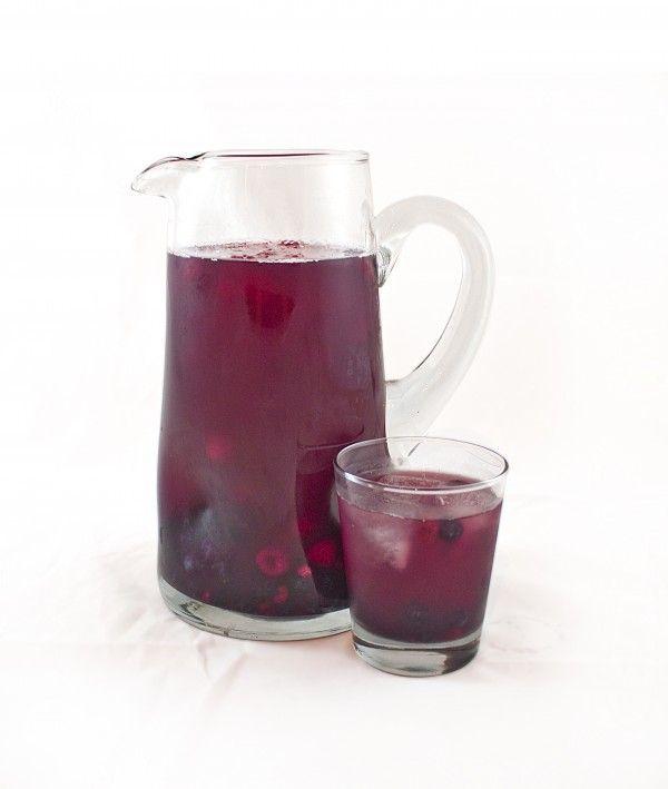 Alicia's Red Punch - Tito's Handmade Vodka