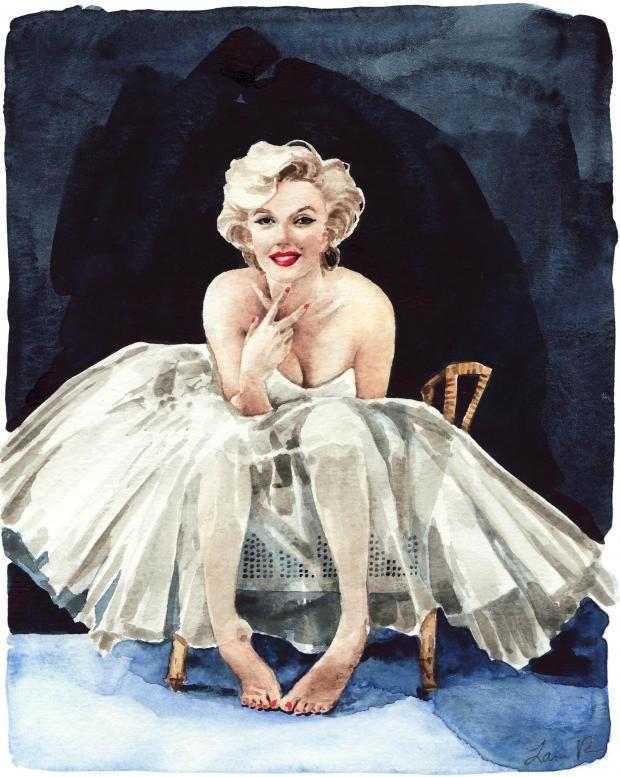 Culture Street | Marilyn Monroe: Portrait of a Lady