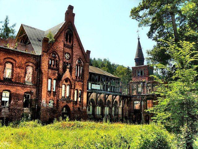 Sanatorium Sokołowsko - Davos Dolnego Śląska